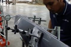 Aluminium repair